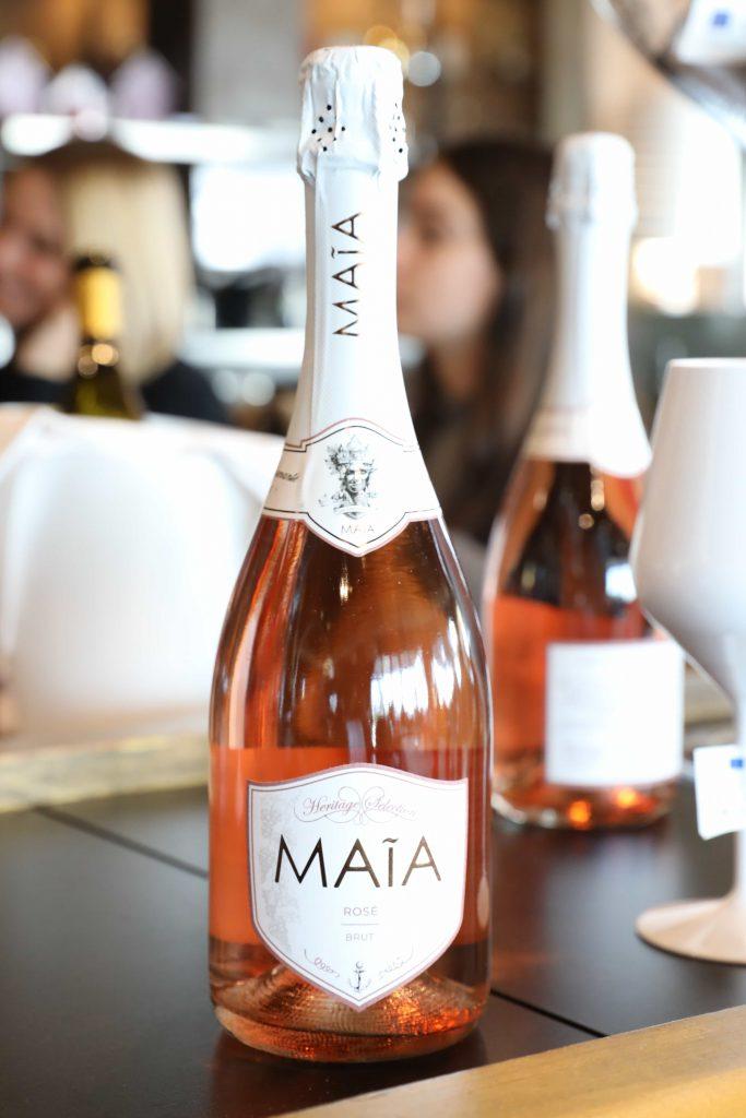 rosè in locale luxury