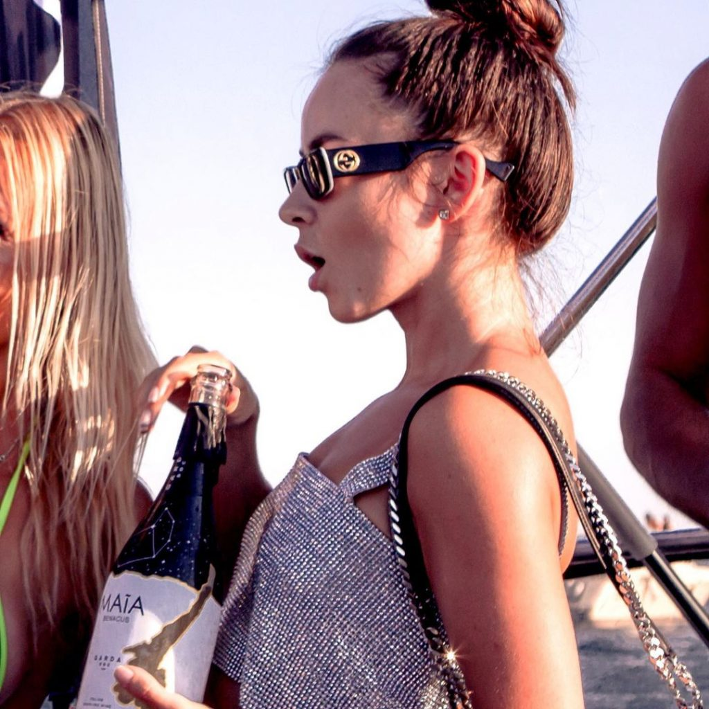 Boat party maia